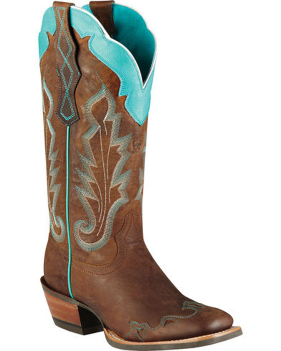 Ariat Caballera Cowgirl Boots