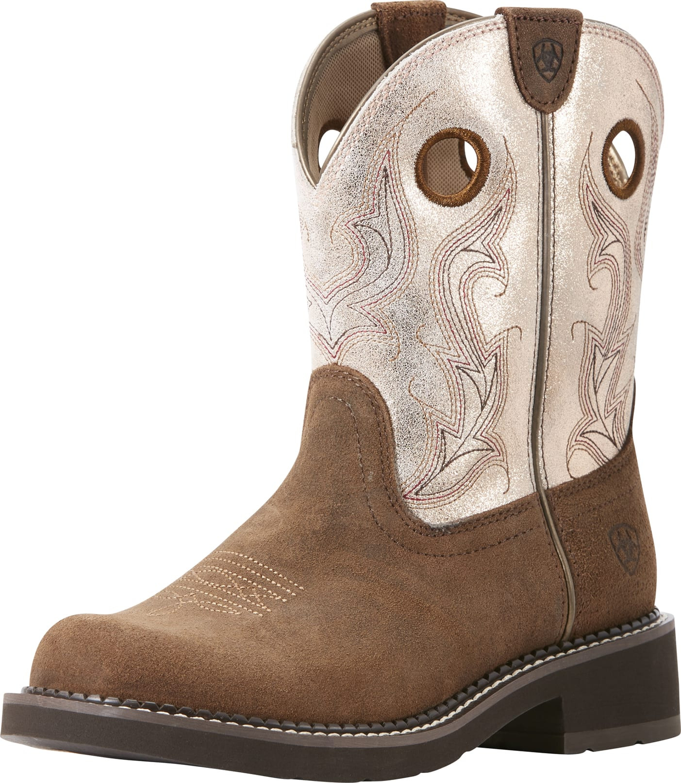 Ariat Fatbaby Rose Gold