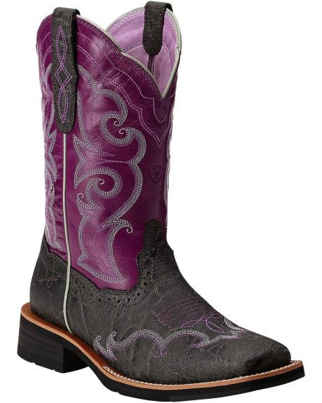 Ariat Unbridled Rally Square Toe (laatste paar 37)