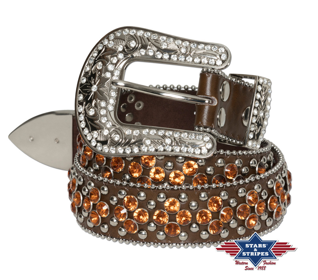 Stars & Stripes Showbelt