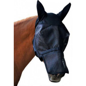 Absorbine Ultra Shield Fly Mask / Vliegenmasker met neusflap