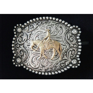 AndWest Buckle Pleasure Horse