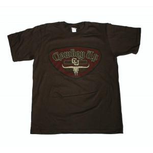 Cowboy Up Shirt Bruin
