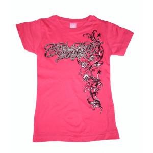 Cowgirl Up Shirt Fuchsia