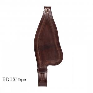 EDIX® Equis brede lederen fenders