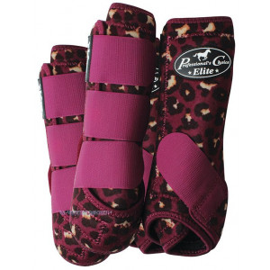 "Professional's Choice VenTECH Elite Boots Value Pack 4 ""Cheeta"""