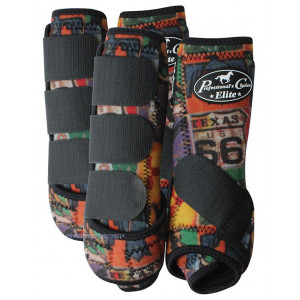 "Professional's Choice VenTECH Elite Boots Value Pack 4 ""Rodeo"""