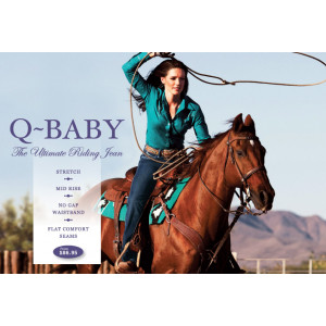 Wrangler Q-baby Ultimate Riding Jeans