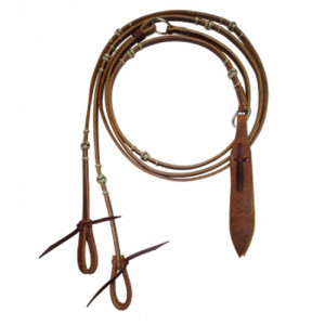 Romal Reins Harness Leather