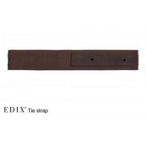 Tie Strap EDIX Nylon met Leer