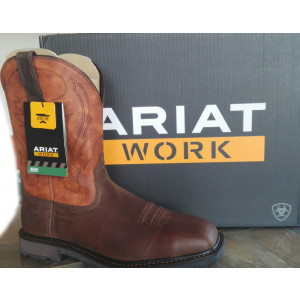 Ariat Groundbreaker Work Boots Steel Toe