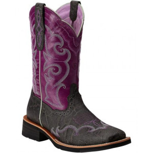 Ariat Unbridled Rally Square Toe (37)