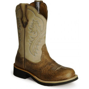 Ariat Showbaby Earth Bone Crackle (37)